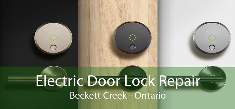 Electric Door Lock Repair Beckett Creek - Ontario