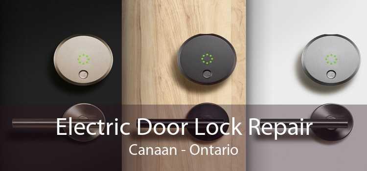 Electric Door Lock Repair Canaan - Ontario