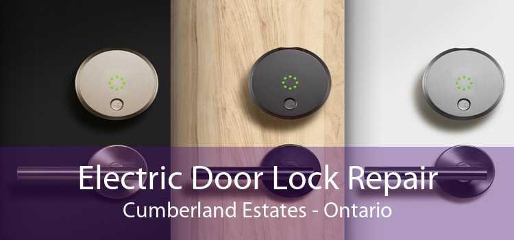 Electric Door Lock Repair Cumberland Estates - Ontario