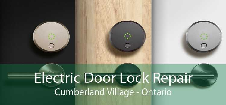 Electric Door Lock Repair Cumberland Village - Ontario