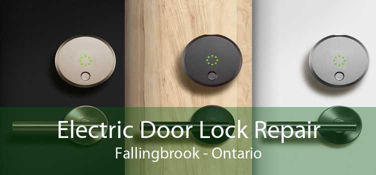 Electric Door Lock Repair Fallingbrook - Ontario