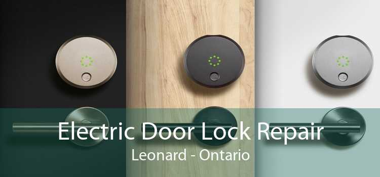 Electric Door Lock Repair Leonard - Ontario