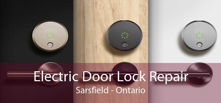 Electric Door Lock Repair Sarsfield - Ontario