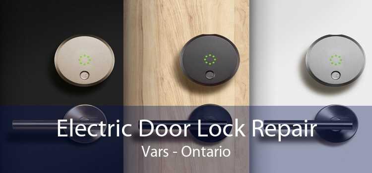Electric Door Lock Repair Vars - Ontario