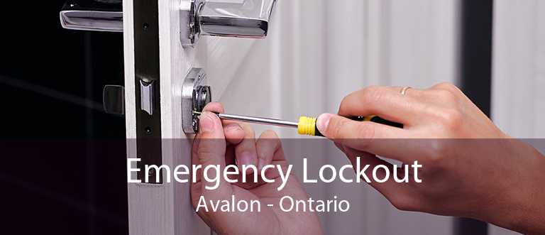 Emergency Lockout Avalon - Ontario