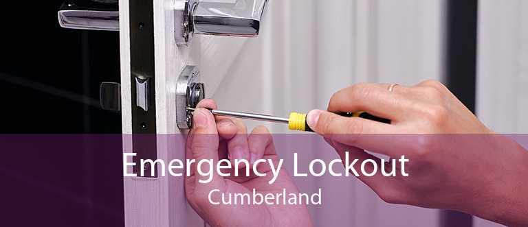 Emergency Lockout Cumberland