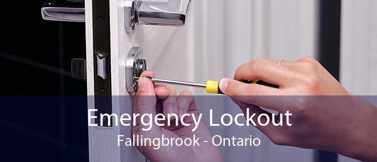Emergency Lockout Fallingbrook - Ontario