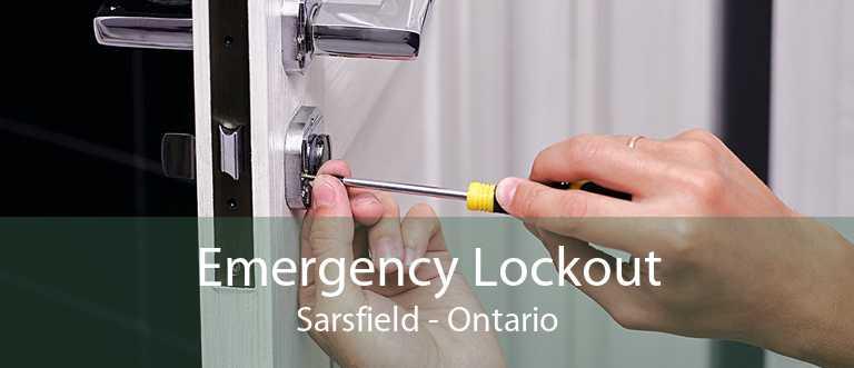Emergency Lockout Sarsfield - Ontario