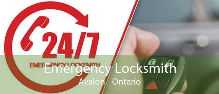 Emergency Locksmith Avalon - Ontario