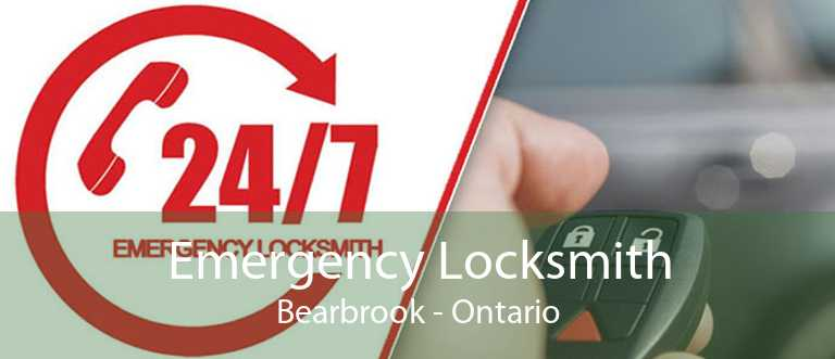 Emergency Locksmith Bearbrook - Ontario