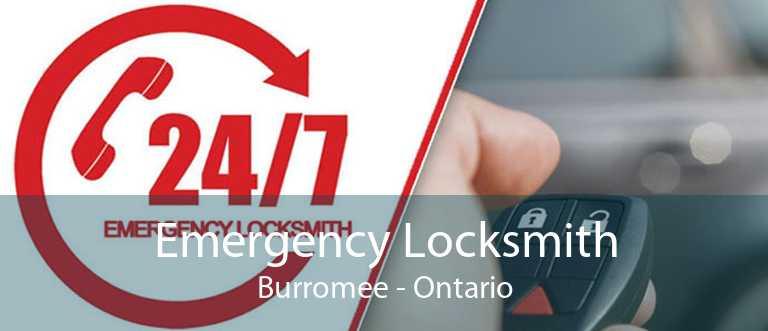 Emergency Locksmith Burromee - Ontario