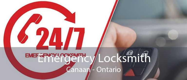 Emergency Locksmith Canaan - Ontario