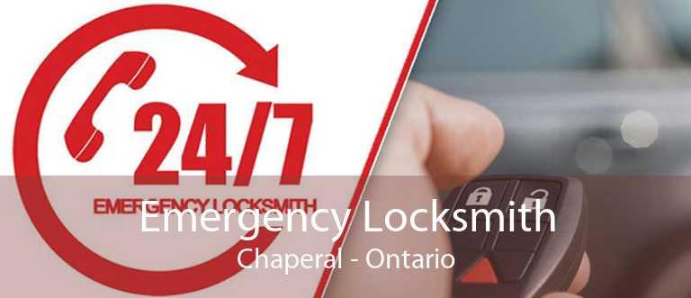 Emergency Locksmith Chaperal - Ontario