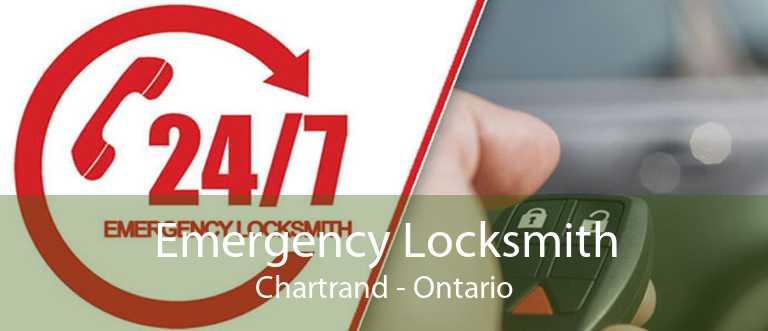 Emergency Locksmith Chartrand - Ontario