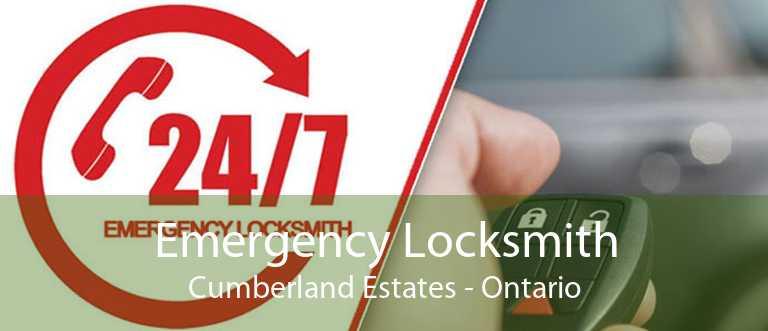 Emergency Locksmith Cumberland Estates - Ontario