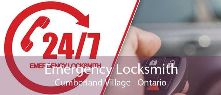 Emergency Locksmith Cumberland Village - Ontario