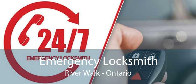 Emergency Locksmith River Walk - Ontario