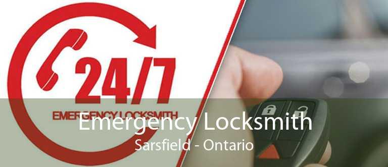Emergency Locksmith Sarsfield - Ontario