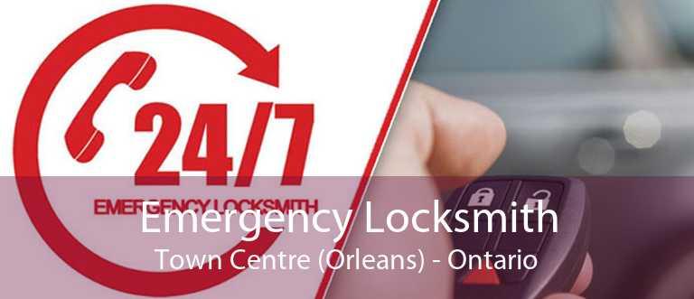 Emergency Locksmith Town Centre (Orleans) - Ontario