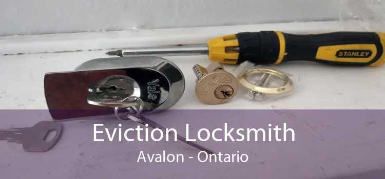 Eviction Locksmith Avalon - Ontario