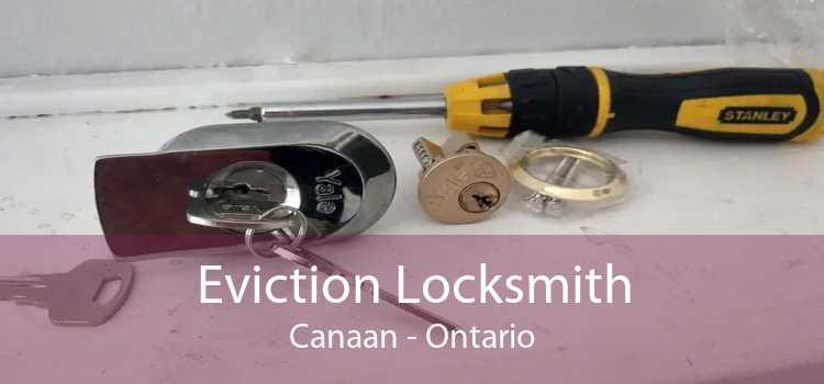 Eviction Locksmith Canaan - Ontario
