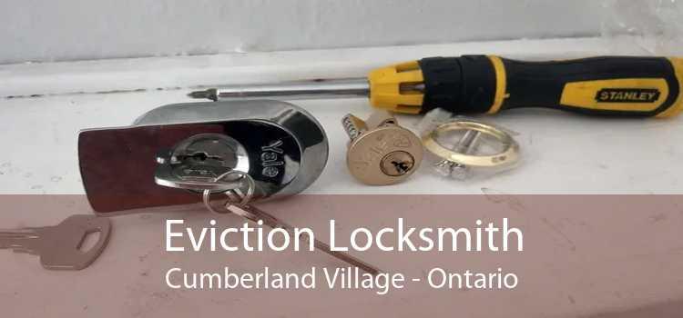 Eviction Locksmith Cumberland Village - Ontario