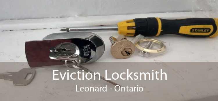 Eviction Locksmith Leonard - Ontario