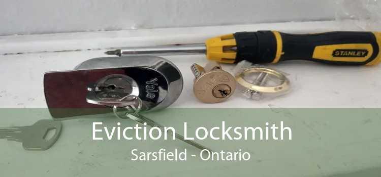 Eviction Locksmith Sarsfield - Ontario
