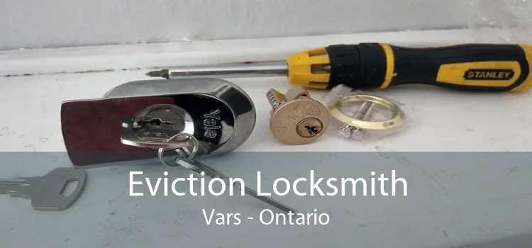 Eviction Locksmith Vars - Ontario