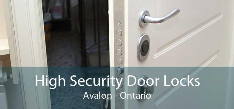 High Security Door Locks Avalon - Ontario