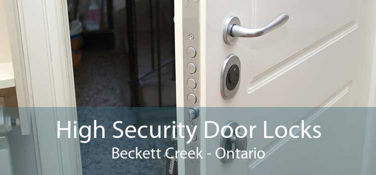 High Security Door Locks Beckett Creek - Ontario