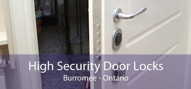 High Security Door Locks Burromee - Ontario