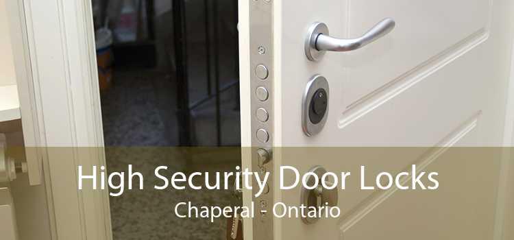 High Security Door Locks Chaperal - Ontario