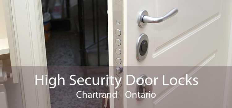 High Security Door Locks Chartrand - Ontario