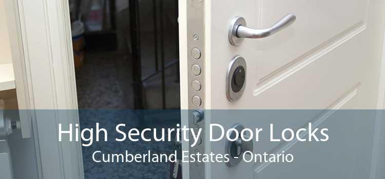 High Security Door Locks Cumberland Estates - Ontario
