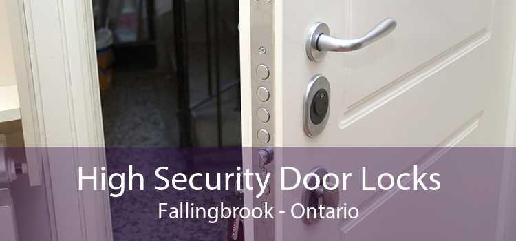 High Security Door Locks Fallingbrook - Ontario