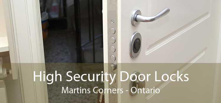 High Security Door Locks Martins Corners - Ontario