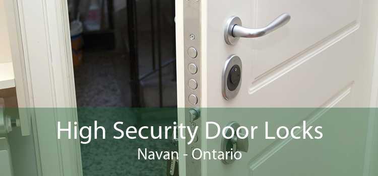 High Security Door Locks Navan - Ontario