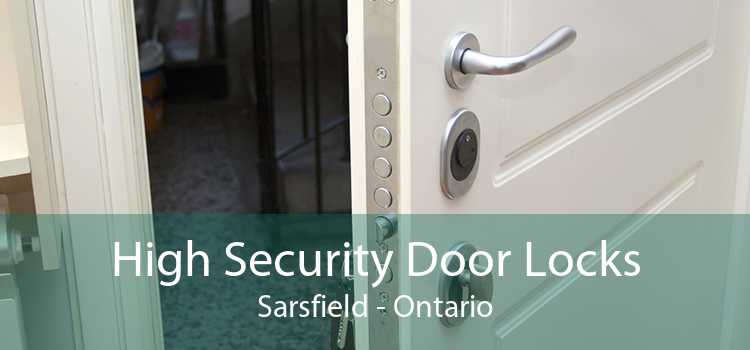 High Security Door Locks Sarsfield - Ontario