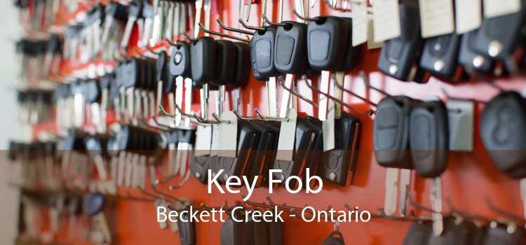 Key Fob Beckett Creek - Ontario