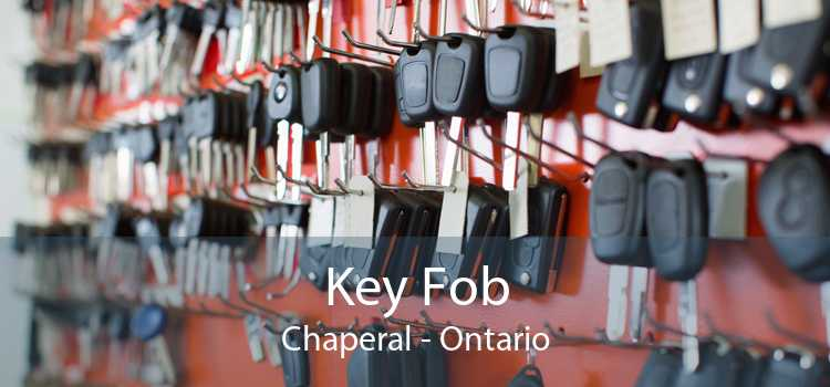 Key Fob Chaperal - Ontario