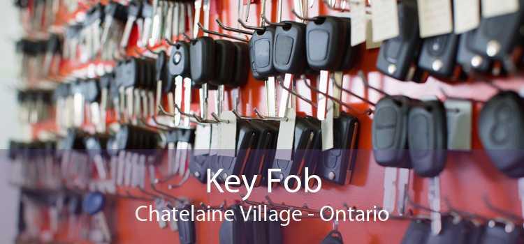 Key Fob Chatelaine Village - Ontario