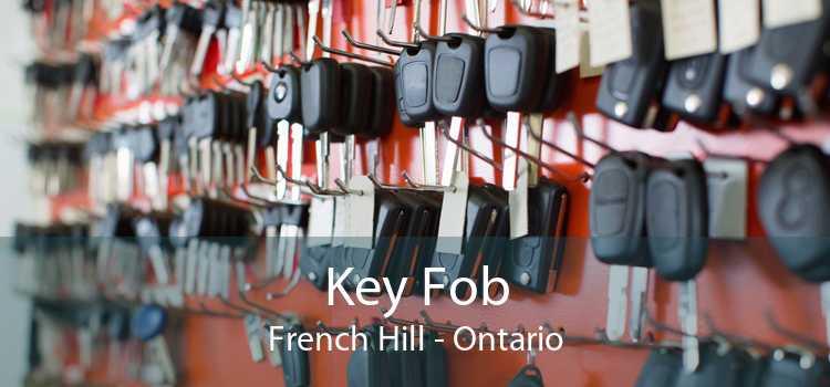 Key Fob French Hill - Ontario