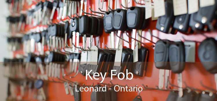 Key Fob Leonard - Ontario