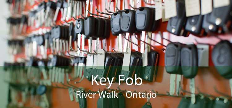 Key Fob River Walk - Ontario