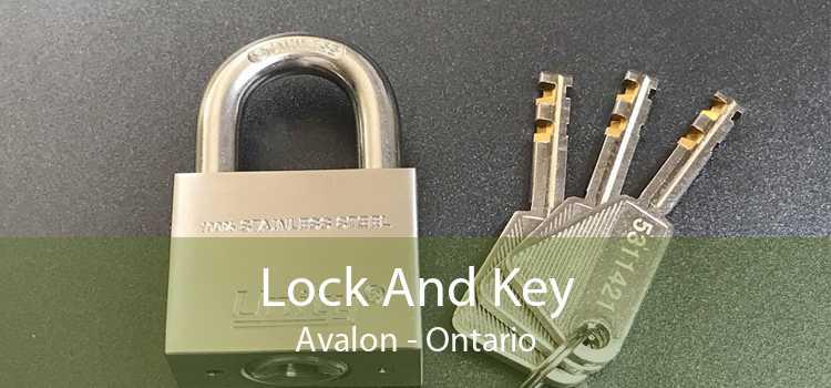 Lock And Key Avalon - Ontario