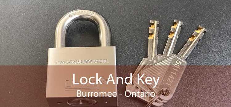 Lock And Key Burromee - Ontario