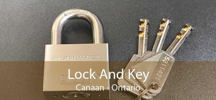 Lock And Key Canaan - Ontario