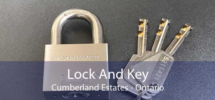 Lock And Key Cumberland Estates - Ontario