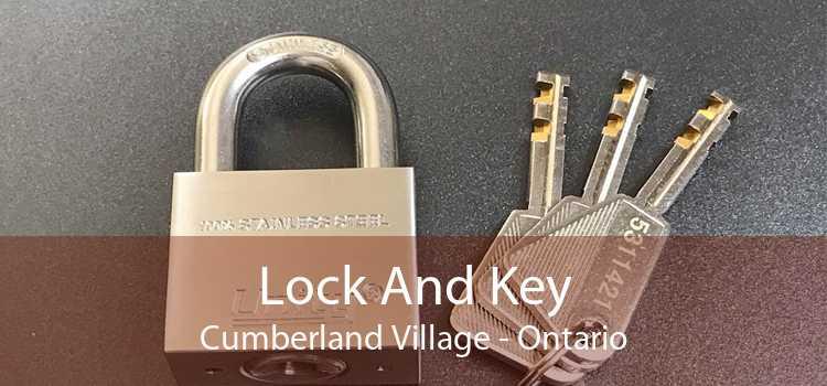 Lock And Key Cumberland Village - Ontario